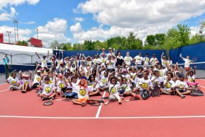 2016 PHILPOTT CAMPERS AT THE ROGERS CUP