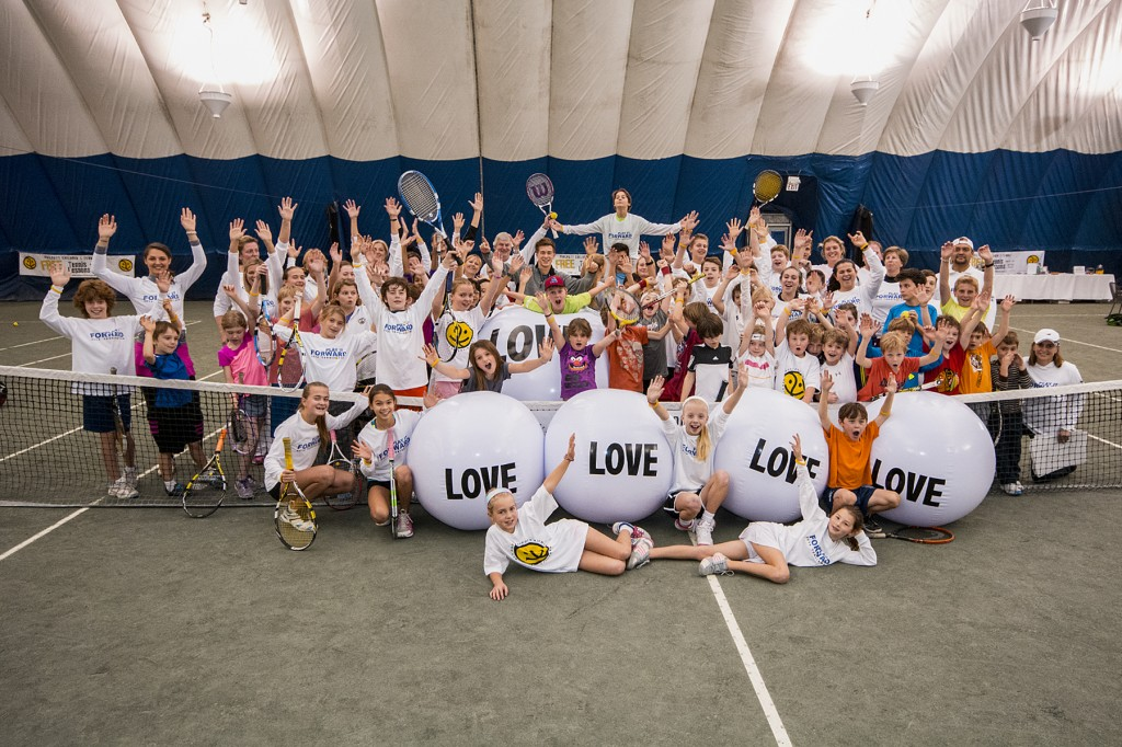 Tennis-A-Thon 2014 Video