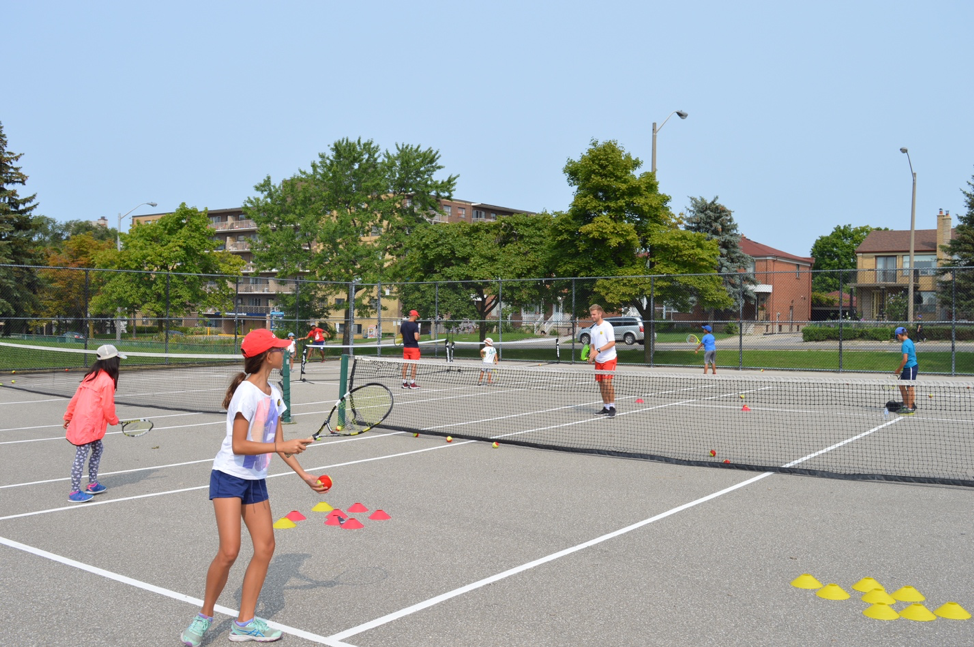 Community Tennis Festival – August 2018