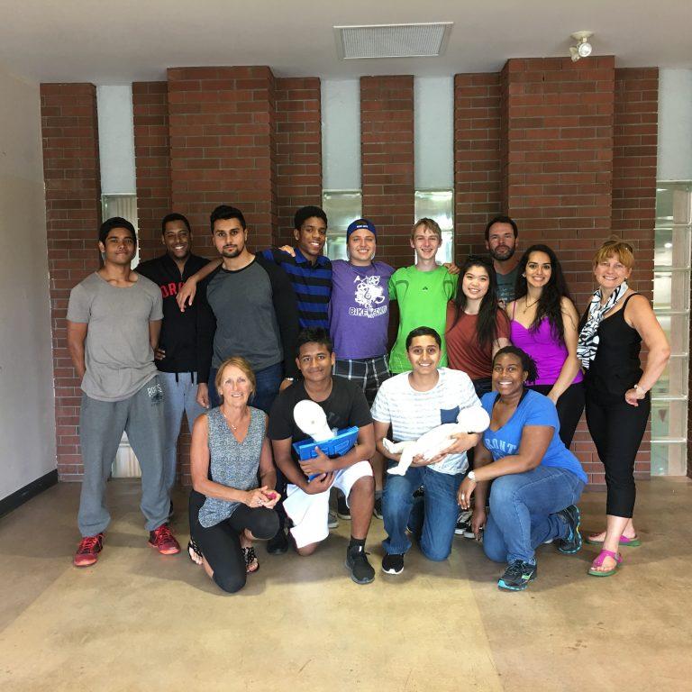 Philpott Staff Receive Emergency First Aid Training