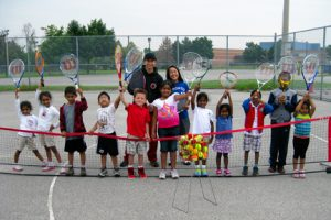 Philpott Tennis Camp Kicks Off A New Season