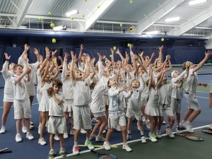 Philpott Tennis-a-Thon 2018