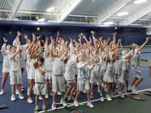 Philpott Tennis-a-Thon 2018