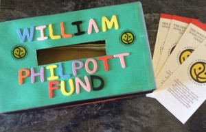 The Bartram Children Give Back to the Philpott Campers