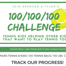Spencer and Tyler Keung and the 100/100/100 Campaign