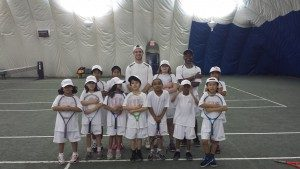 The Boulevard Club Parkdale Community Junior Winter Tennis Program