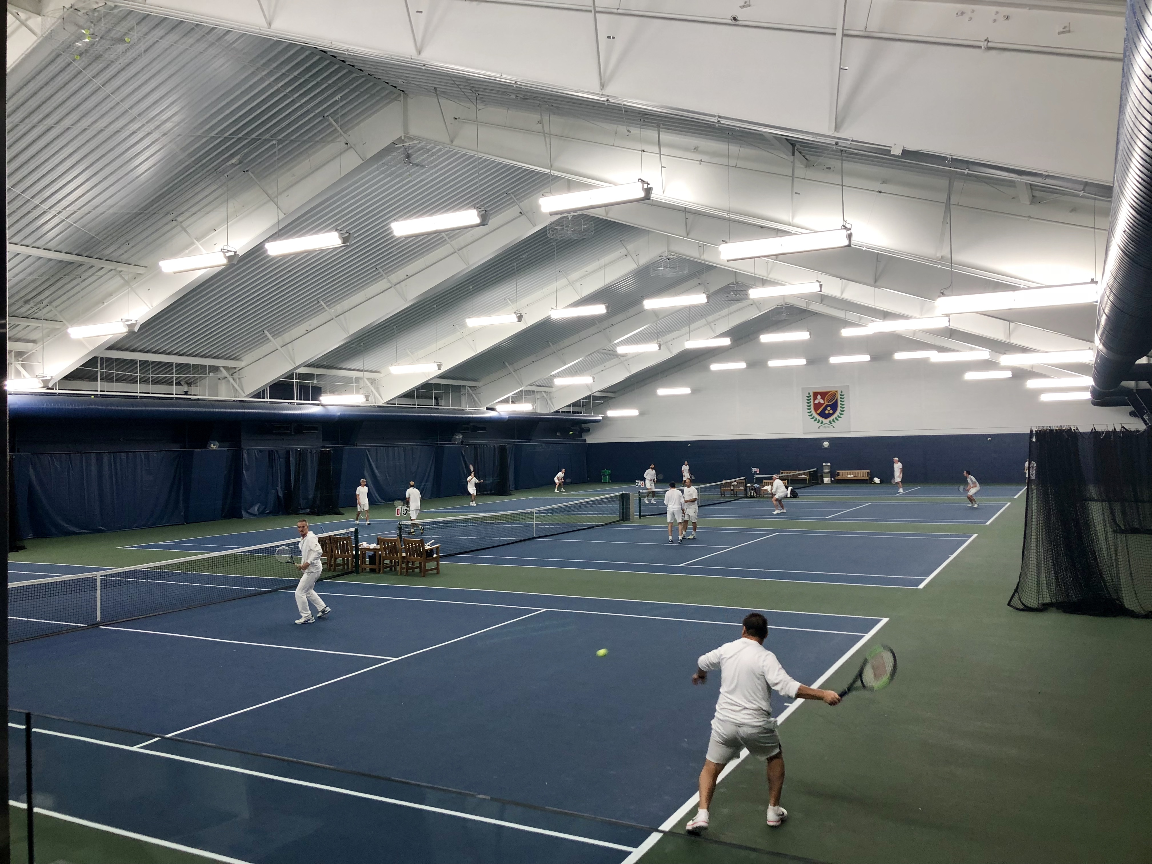 3rd Annual Mens Doubles