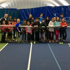 Philpott Offers Indoor Winter Tennis Lessons in North York