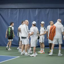 2nd Annual Men's Doubles Tennis Round Robin Tournament