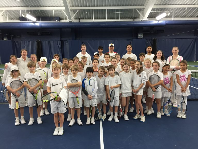 Playing It Forward at The Toronto Lawn Tennis Club Tennis-A-Thon