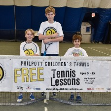 Philpott Tennis-a-Thon 2015