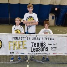 Philpott Tennis-a-Thon 2015
